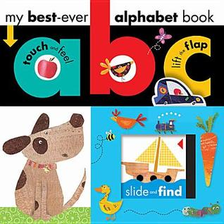 Cover of My Best Ever abc Alphabet Book