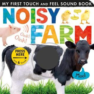 Cover of Noisy Farm Board Book