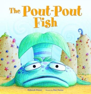 Cover of The Pout Pout Fish Board Book