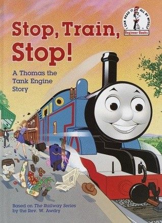 Cover of Stop, Train, Stop!