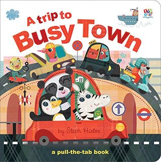 Cover of A Trip to Busy Town