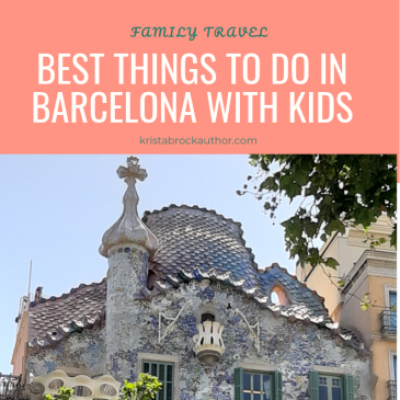 Visiting Barcelona with Kids