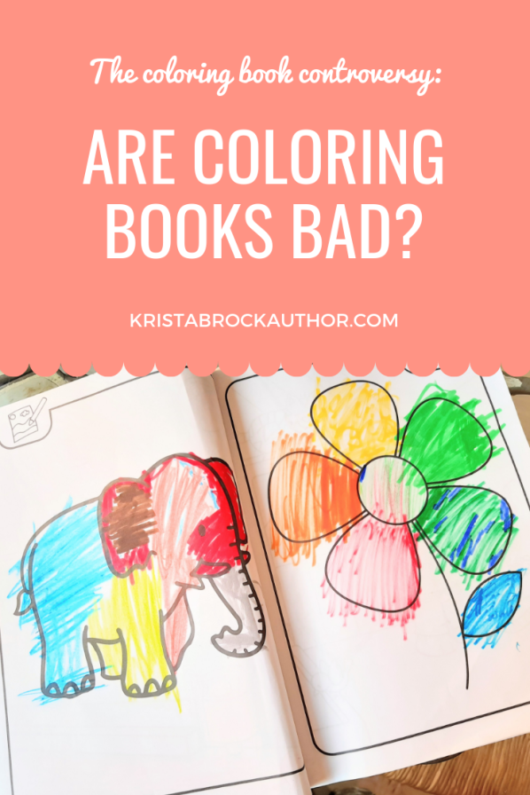 Are Coloring Books Bad for Creativity