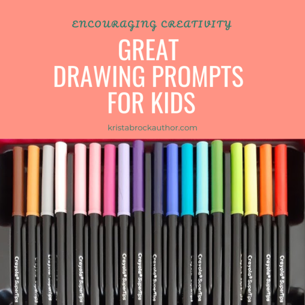 Drawing Prompts for Kids