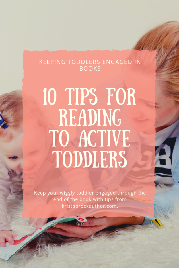 Reading to Toddlers