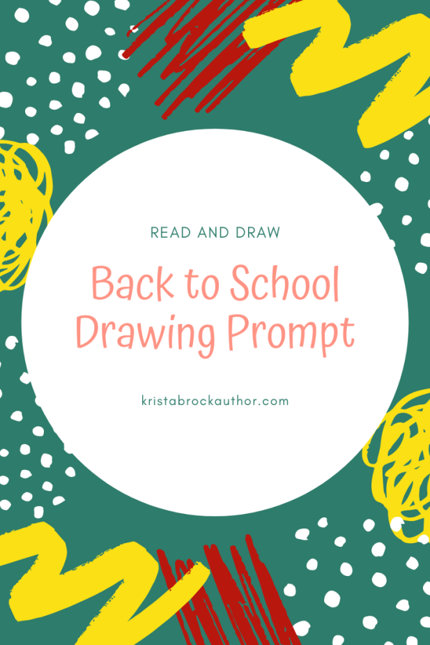 Back to School Drawing Prompt