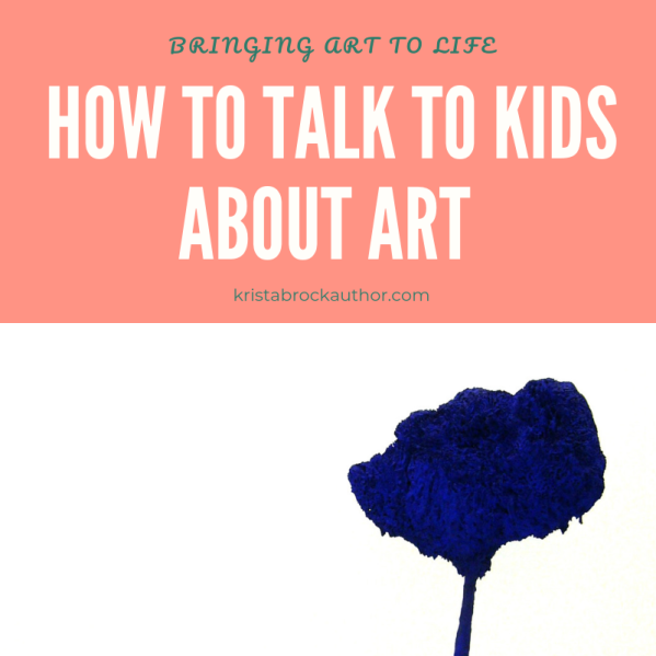 How to Talk About Art with Kids