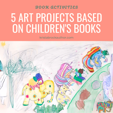 Children's Book Activities