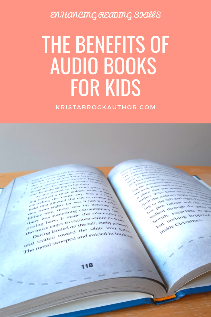 The Benefits of Audiobooks
