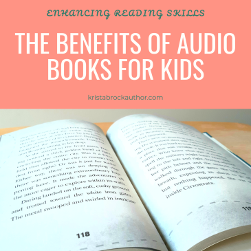 Benefits of Audio Books for Kids