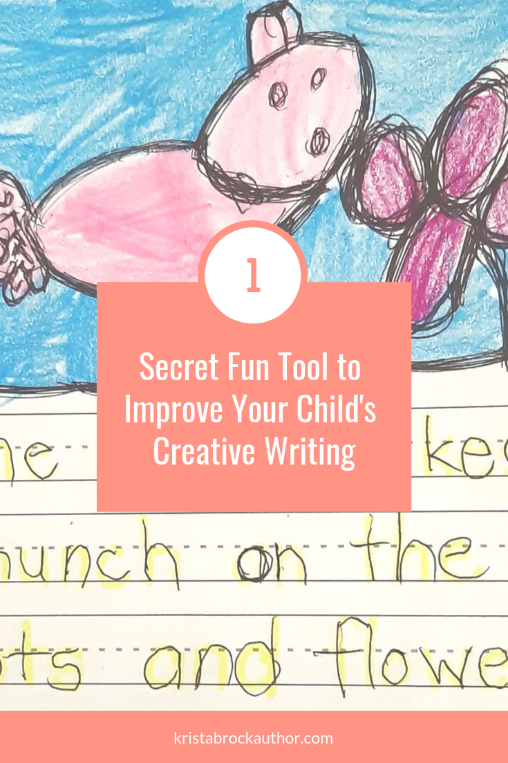 Improve Your Child's Creative Writing