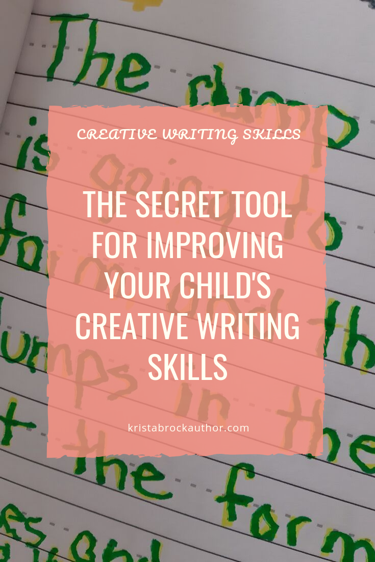 How to Improve Kids Writing