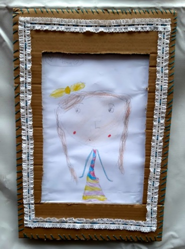 Crafts for Kids, Frame a Picture