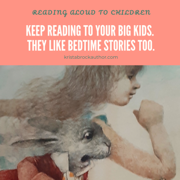 Keep Reading Aloud to Children Who Can Read