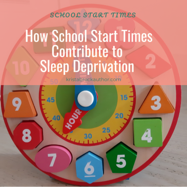 School Start Times and Sleep Deprivation