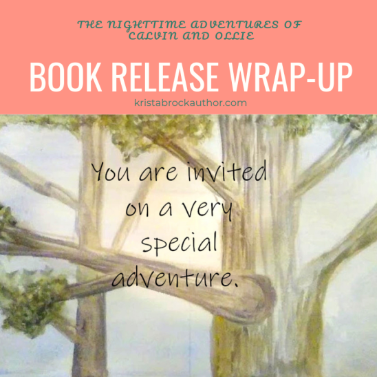 Children's Book Release
