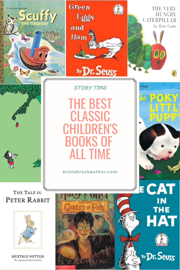 Best Classic Children's Books