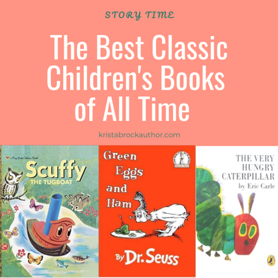 Best Classic Children's Books of All Time