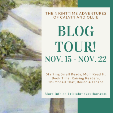 Children's Book Blog Tour