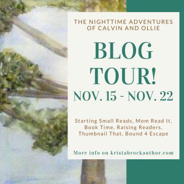 Children's Book Blog Tour