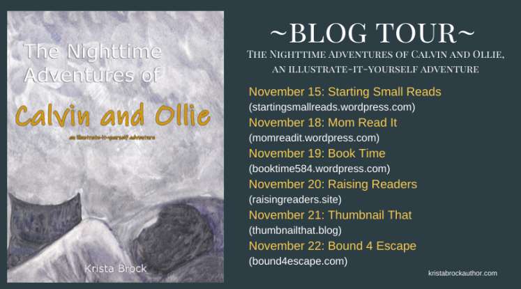Blog Tour Announcement