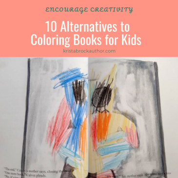 Creative Coloring Books for Kids