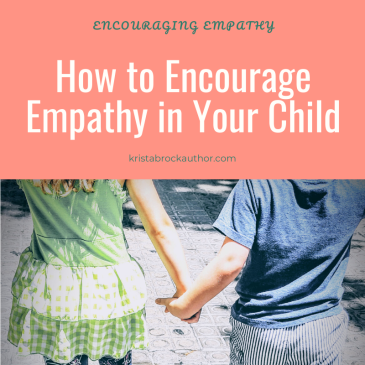 How to encourage empathy