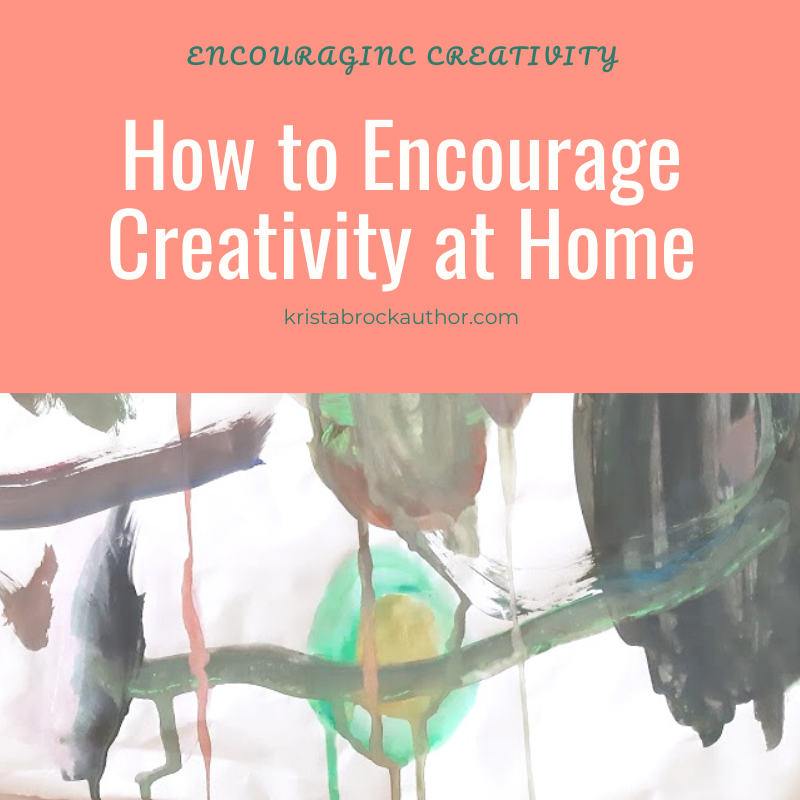 Encouraging Creativity