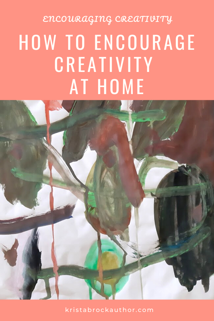 How to Encourage Creativity