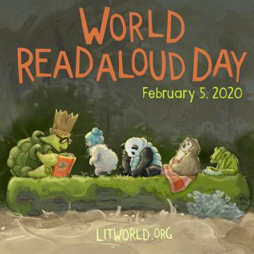 World Read Aloud Day 2020