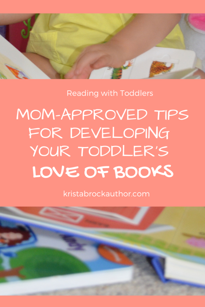 How to Read to Your Toddler