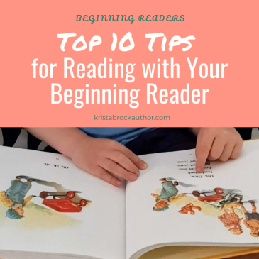 Beginning Reader Tips