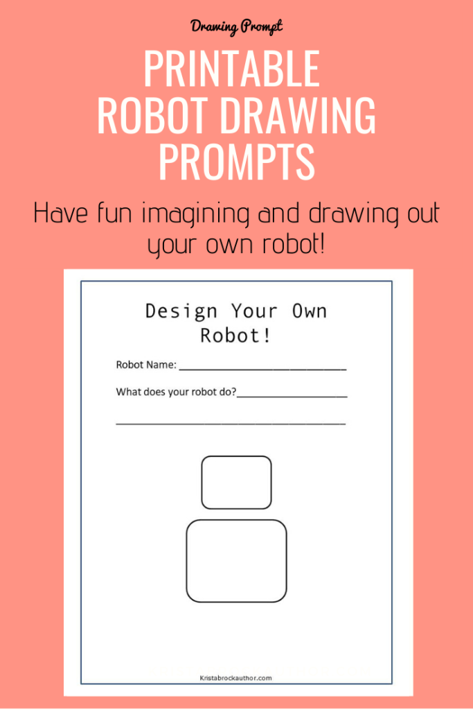 Robot Drawing Prompts