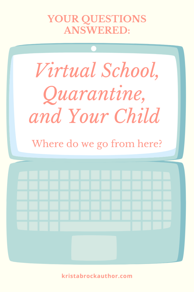 Virtual School and Your Child