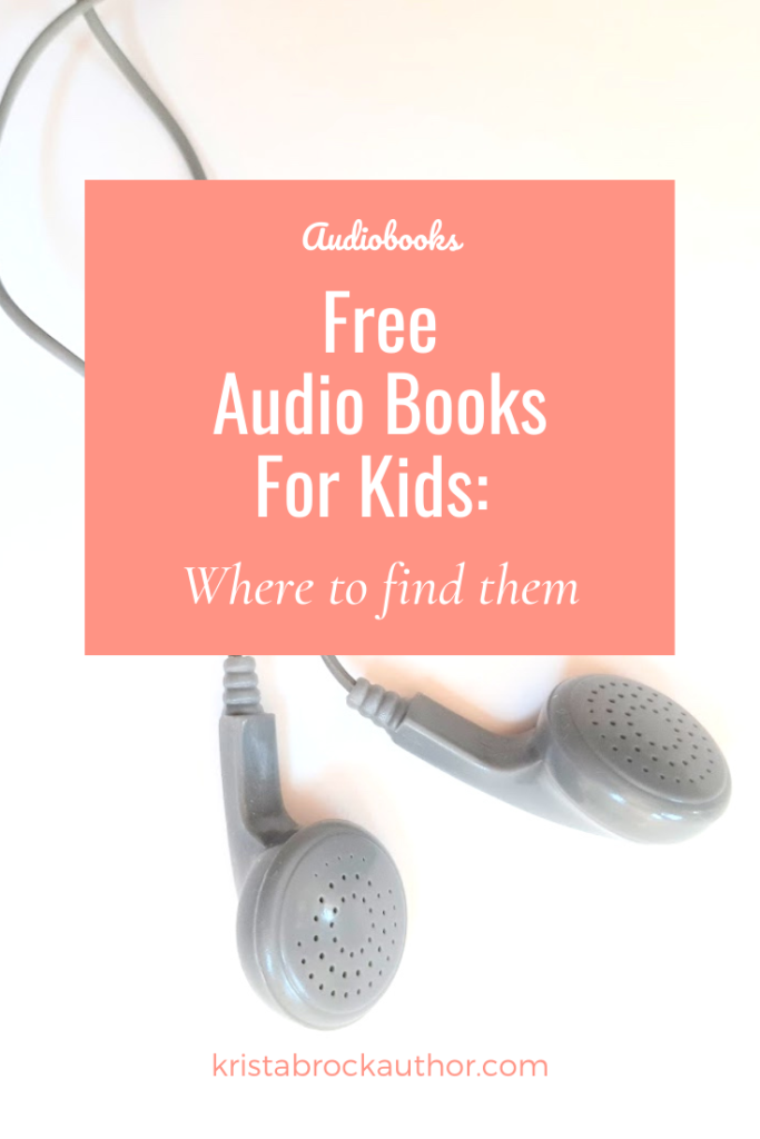 Free Audiobooks for Kids