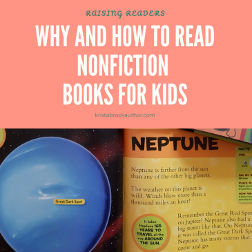 Tips for Reading Nonfiction with Kids