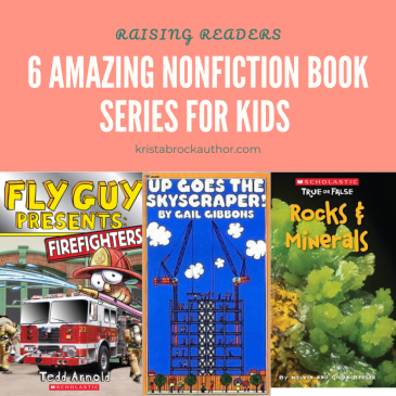 Nonfiction kids books